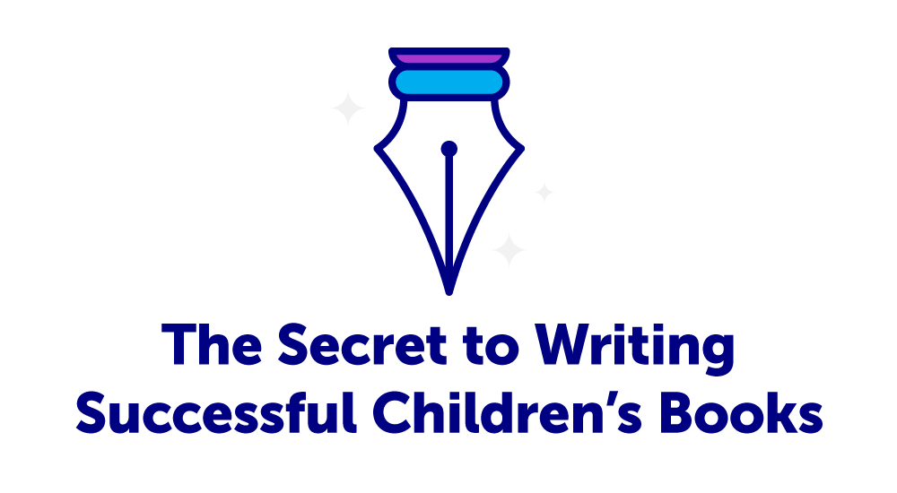 The secret to self-publishing children's books